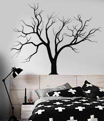 Gothic Nature Tree Branches Wall Stickers Fashion Vinyl Wall Decal Bedroom Removable Home Decoration 40 Colors Available Zb273 Home Decor Branch Wall Stickersvinyl Wall Decals Aliexpress