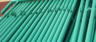 Fence Posts Y Post T Post And U Shape Galvanized Steel Or Pvc Metal Post