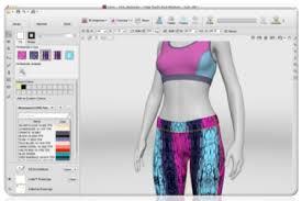 fashion design software 3d