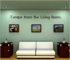 escape from the living room