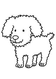 Kleurplaat Hond Gratis Kleurplaten Om Te Printen