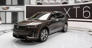 Cadillac Brings 2020 Lineup To Dubai Motor Show - AMENA Auto
