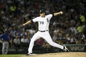 Rookie left-hander Aaron Bummer settling into White Sox bullpen - Capital  Gazette