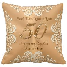 unique 50th wedding anniversary gifts