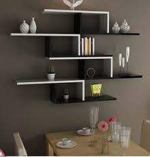 l shaped shelf partition wall shelf