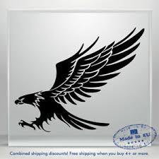 Eagle Peregrine Falcon Condor Bird Auto Fly Sticker Vinyl Decal Tablet Laptop 3m Ebay