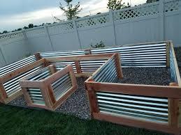 beautiful custom raised garden bed my