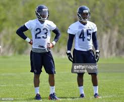 Cornerback Kyle Fuller and safety Brock Vereen of the Chicago Bears... News  Photo - Getty Images