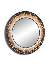 designer round mirrors supernova