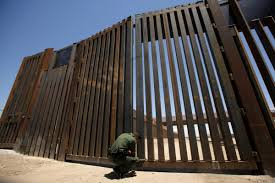 Trump Administration Is Promising A New Border Wall The Reality Is Less Clear Pbs Newshour