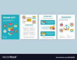 brochure template layout organic