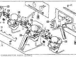 carburetor y 4 for cb750c 750