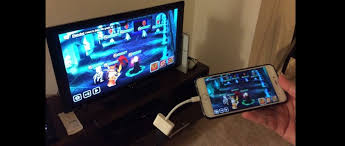 connect and mirror iphone to samsung tv
