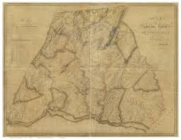 Lancaster County PA 1824 Old Map ...