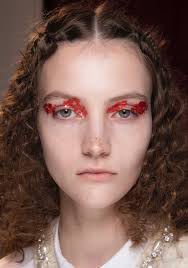 best makeup looks from london milan
