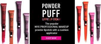nyx cosmetics notino co uk