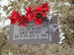 Adele Watson (1931-2006) - Find A Grave Memorial
