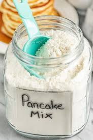 easy homemade pancake mix just add water