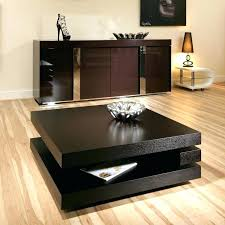 modern black glass coffee table primex me