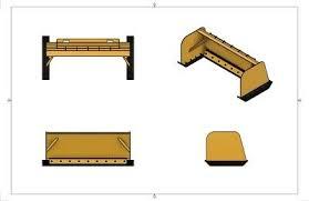 snow pusher box plans for skid loader