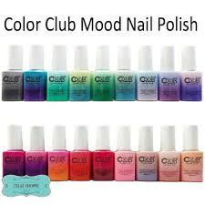 color club mood changing nail polish
