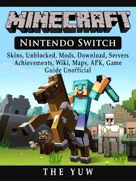 Minecraft Nintendo Switch, Skins ...