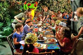 rainforest restaurant rainforest