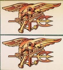Navy Seals Trident Window Sticker Decal X 2 5 99 Picclick