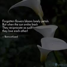 forgotten flowers bloom l quotes writings by karthikeyan r