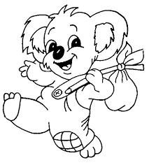 Dieren Kleurplaten Voor Kinderen Kleurplaat En Afdrukken Tekenen