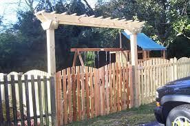 Custom Fence Phoenix Fence And Deck