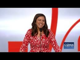 Alexandra Smith Addresses RNC at CLE 2016 - YouTube