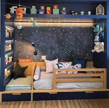 Children Need To Be In An Environment Where They Feel Like Home So Here You Have Lighting Ideas For Your Kids Bedroo Boy Girl Bedroom Baby Room Decor Boy Room