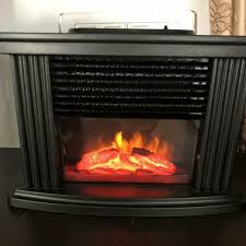 electric fireplace portable heater