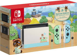 The limited-edition Animal Crossing ...