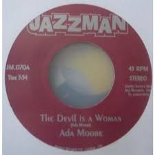 Ada Moore - The Devil Is A Woman Vinylism