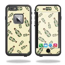 Mightyskins Protective Vinyl Skin Decal For Lifeproof Fre Iphone 6 Plus 6s Plus Case Wrap Cover Sticker Skins Whiskey Walmart Com Walmart Com