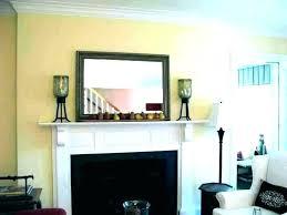 fireplace mantel mirror markberge co