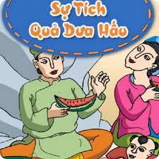 Sự Tích Quả Dưa Hấu - Truyện Cổ Tích Audio Việt Nam Cho Bé (Vietnamese  Audio Fairy Tales For Kid) | iPhone & iPad Game Reviews