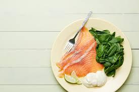 keto smoked salmon plate recipe