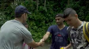 Migrants from Central America share their stories with Adam Yamaguchi - CBS  News