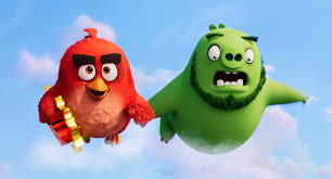 Review: 'Angry Birds' can't fly, but this sequel stays aloft – The ...