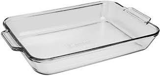 oven basics 4 8 quart glass baking dish