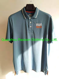 china men s polyester polo shirt with