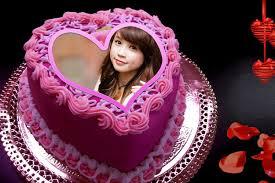 photo on birthday cake birthday cake