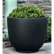 black plant pots homeathaya co