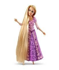 princess rapunzel clic doll