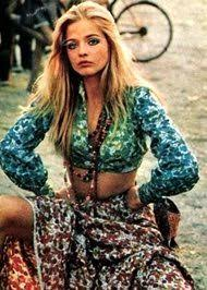 1960s fashion hippie clothes