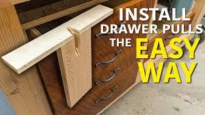 diy drawer pull jig you