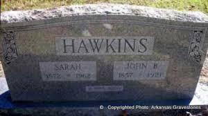 HAWKINS, JOHN B - Scott County, Arkansas   JOHN B HAWKINS - Arkansas  Gravestone Photos